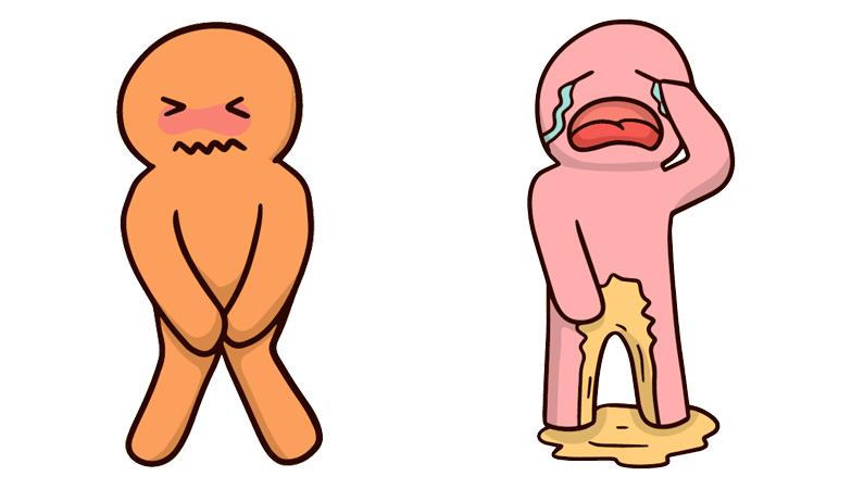 Inkontinens hos børn